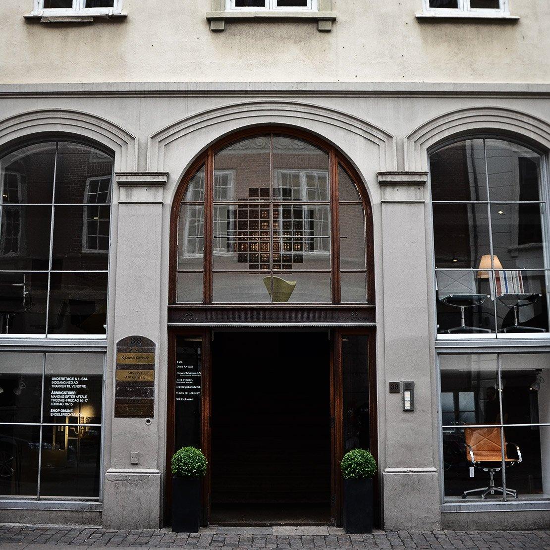 Minerva Law Firm - Skindergade 38 - Copenhagen